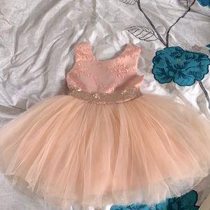 Itty Bitty Toes Princess Aisha Dress
